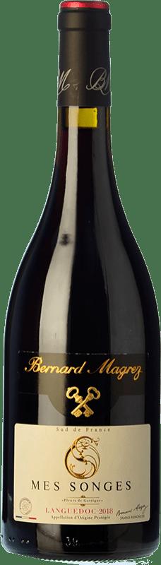 10,95 € Free Shipping   Red wine Bernard Magrez Mes Songes Roble I.G.P. Vin de Pays Languedoc Languedoc France Syrah, Grenache, Carignan, Mourvèdre Bottle 75 cl