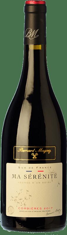 10,95 € Free Shipping   Red wine Bernard Magrez Ma Sérénité Roble I.G.P. Vin de Pays Languedoc Languedoc France Syrah, Grenache, Carignan, Mourvèdre Bottle 75 cl