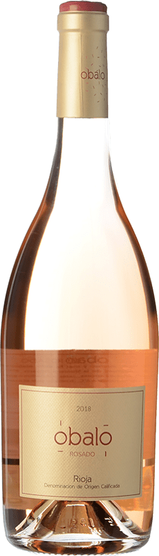 8,95 € Free Shipping   Rosé wine Obalo Rosado D.O.Ca. Rioja The Rioja Spain Tempranillo Bottle 75 cl