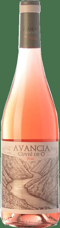 11,95 € Free Shipping   Rosé wine Avanthia Cuvée de O Rosé Spain Mencía Bottle 75 cl