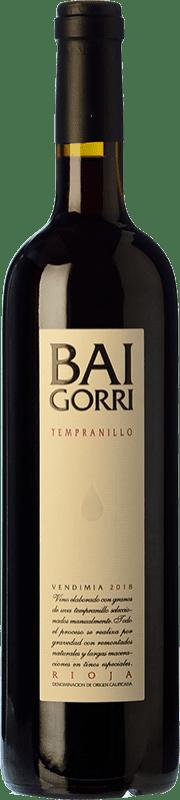 8,95 € Free Shipping   Red wine Baigorri Roble D.O.Ca. Rioja The Rioja Spain Tempranillo Bottle 75 cl