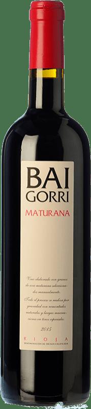 33,95 € Free Shipping   Red wine Baigorri Crianza D.O.Ca. Rioja The Rioja Spain Maturana Tinta Bottle 75 cl