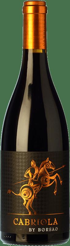 13,95 € Free Shipping | Red wine Borsao Cabriola Crianza D.O. Campo de Borja Spain Syrah, Grenache, Mazuelo Bottle 75 cl