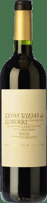 Luberri Cepas Viejas Tempranillo Rioja Crianza 75 cl