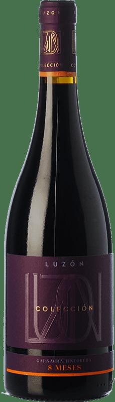 12,95 € Free Shipping   Red wine Luzón Colección 8 Meses Roble D.O. Jumilla Castilla la Mancha Spain Grenache Tintorera Bottle 75 cl