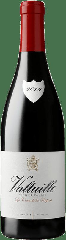 47,95 € Free Shipping   Red wine Castro Ventosa Valtuille Cova de la Raposa Crianza D.O. Bierzo Castilla y León Spain Mencía Bottle 75 cl