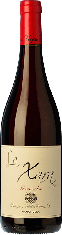 12,95 € Free Shipping   Red wine Ponce La Xara Joven D.O. Manchuela Spain Grenache Bottle 75 cl