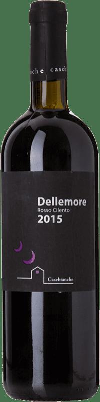 17,95 € Free Shipping   Red wine Casebianche Rosso Dellemore D.O.C. Cilento Campania Italy Barbera, Aglianico, Piedirosso Bottle 75 cl