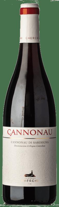 15,95 € Free Shipping | Red wine Cherchi D.O.C. Cannonau di Sardegna Sardegna Italy Cannonau Bottle 75 cl