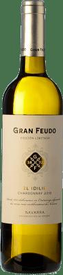Chivite Gran Feudo El Idilio blanco Chardonnay Navarra 75 cl