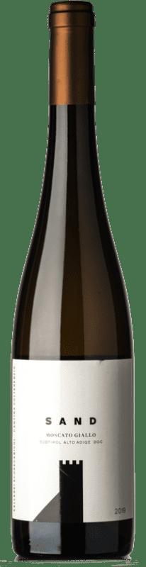 15,95 € Free Shipping | White wine Colterenzio Moscato Giallo Sand D.O.C. Alto Adige Trentino-Alto Adige Italy Muscat Giallo Bottle 75 cl