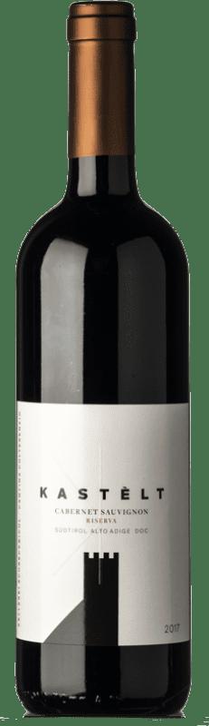 18,95 € Free Shipping | Red wine Colterenzio Riserva Kastelt Reserva D.O.C. Alto Adige Trentino-Alto Adige Italy Cabernet Sauvignon Bottle 75 cl
