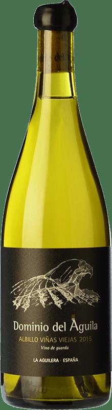 65,95 € Free Shipping | White wine Dominio del Águila Viñas Viejas Crianza Spain Albillo Bottle 75 cl