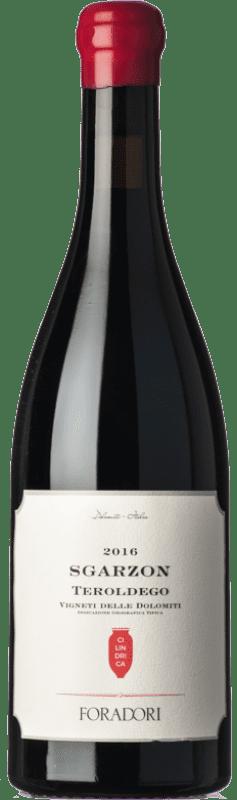 34,95 € Free Shipping   Red wine Foradori Teroldego Sgarzon Cilindrica I.G.T. Vigneti delle Dolomiti Trentino-Alto Adige Italy Teroldego Bottle 75 cl