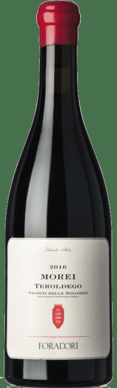 34,95 € Free Shipping   Red wine Foradori Teroldego Morei Cilindrica I.G.T. Vigneti delle Dolomiti Trentino-Alto Adige Italy Teroldego Bottle 75 cl