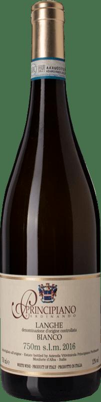 21,95 € Free Shipping   White wine Ferdinando Principiano Bianco 750 m s.l.m. D.O.C. Langhe Piemonte Italy Timorasso Bottle 75 cl