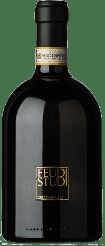 41,95 € Free Shipping | White wine Feudi di San Gregorio Arielle D.O.C.G. Greco di Tufo Campania Italy Greco Bottle 75 cl