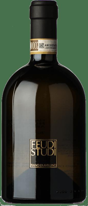 39,95 € Free Shipping | White wine Feudi di San Gregorio Arianiello D.O.C.G. Fiano d'Avellino Campania Italy Fiano Bottle 75 cl