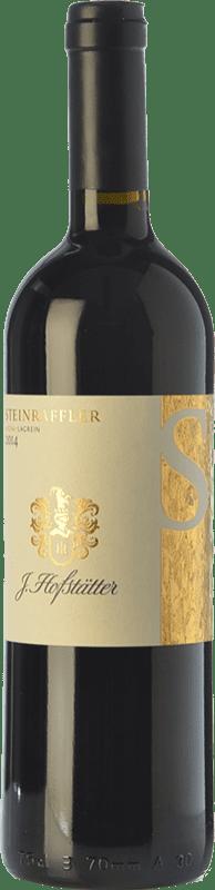 29,95 € Free Shipping | Red wine Hofstätter Steinraffler D.O.C. Alto Adige Trentino-Alto Adige Italy Lagrein Bottle 75 cl