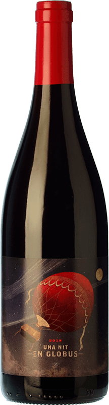 12,95 € Free Shipping   Red wine Josep Grau Una Nit en Globus Negre Roble D.O. Montsant Catalonia Spain Syrah, Grenache, Carignan Bottle 75 cl