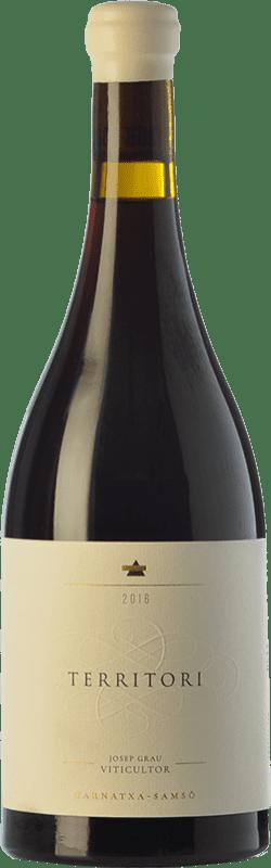 21,95 € Free Shipping   Red wine Josep Grau Territori Crianza D.O. Montsant Catalonia Spain Grenache, Samsó Bottle 75 cl