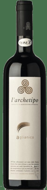 15,95 € Free Shipping | Red wine L'Archetipo I.G.T. Puglia Puglia Italy Aglianico Bottle 75 cl