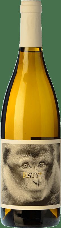 11,95 € Free Shipping   White wine La Vinyeta Mono Blanc Pipa D.O. Empordà Catalonia Spain Malvasía Bottle 75 cl