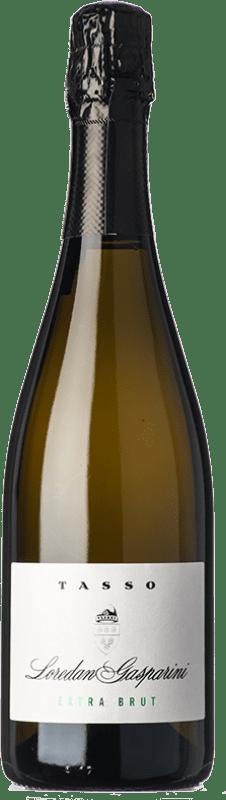 12,95 € Free Shipping   White sparkling Loredan Gasparini Tasso Extra Brut D.O.C.G. Asolo Prosecco Veneto Italy Glera Bottle 75 cl