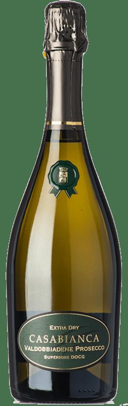 12,95 € Free Shipping   White sparkling Loredan Gasparini Xdry Casa Bianca Dry D.O.C.G. Prosecco di Conegliano-Valdobbiadene Veneto Italy Glera Bottle 75 cl