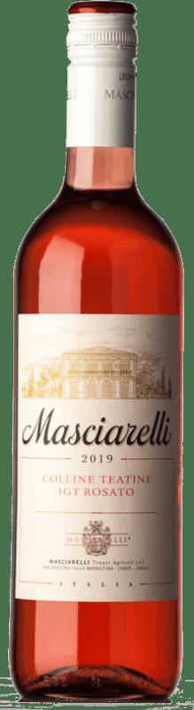 10,95 € Free Shipping   Rosé wine Masciarelli Rosato I.G.T. Colline Teatine Abruzzo Italy Montepulciano Bottle 75 cl