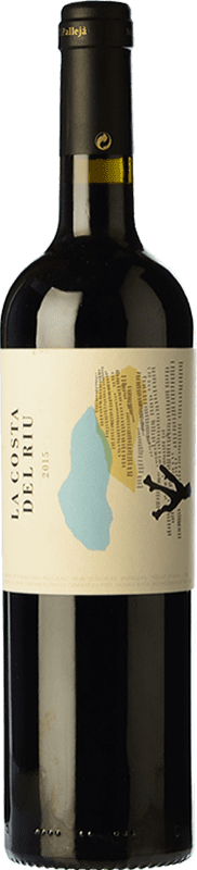 59,95 € Free Shipping | Red wine Meritxell Pallejà La Costa del Riu Crianza D.O.Ca. Priorat Catalonia Spain Grenache Bottle 75 cl