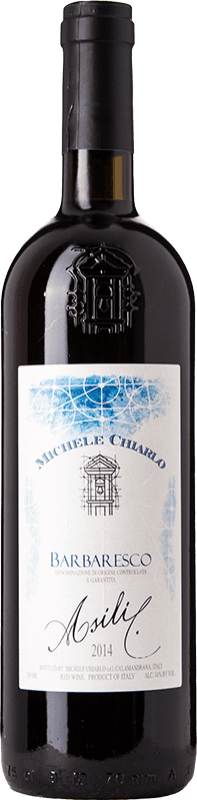 49,95 € Free Shipping | Red wine Michele Chiarlo Asili D.O.C.G. Barbaresco Piemonte Italy Nebbiolo Bottle 75 cl