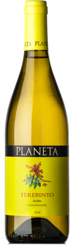 13,95 € Free Shipping   White wine Planeta Terebinto D.O.C. Menfi Sicily Italy Grillo Bottle 75 cl