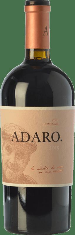 23,95 € Free Shipping | Red wine Ventosilla PradoRey Adaro Crianza D.O. Ribera del Duero Castilla y León Spain Tempranillo Bottle 75 cl