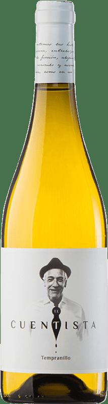 17,95 € Free Shipping | White wine Ventosilla PradoRey El Cuentista Crianza I.G.P. Vino de la Tierra de Castilla y León Castilla y León Spain Tempranillo Bottle 75 cl