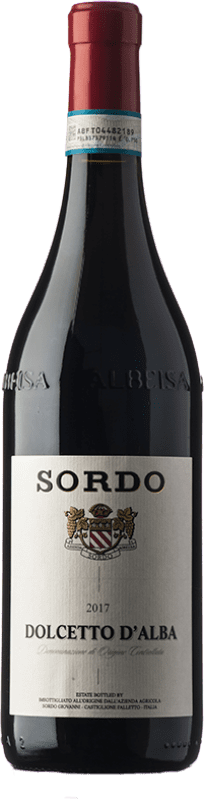 11,95 € Free Shipping   Red wine Sordo D.O.C.G. Dolcetto d'Alba Piemonte Italy Dolcetto Bottle 75 cl