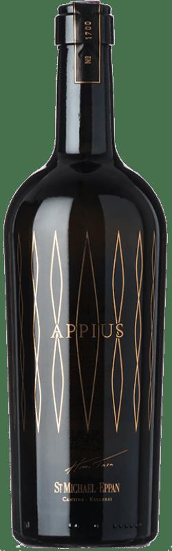 119,95 € Free Shipping   White wine St. Michael-Eppan Appius Bianco D.O.C. Alto Adige Trentino-Alto Adige Italy Chardonnay, Pinot Grey, Pinot White, Sauvignon Bottle 75 cl