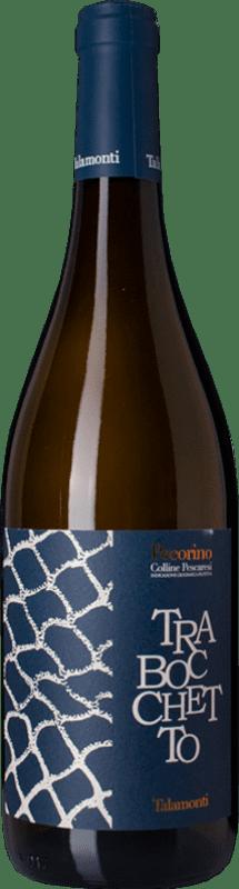 15,95 € Free Shipping   White wine Talamonti Trabocchetto I.G.T. Colline Pescaresi Abruzzo Italy Pecorino Bottle 75 cl