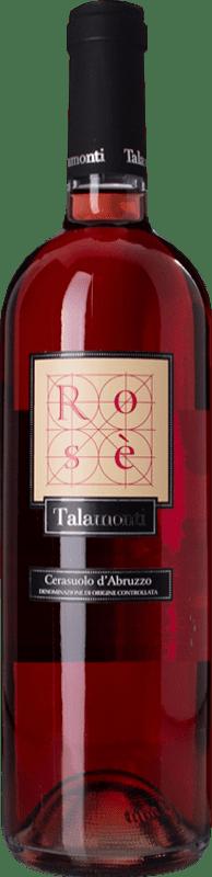 9,95 € Free Shipping   Rosé wine Talamonti Rosé D.O.C. Cerasuolo d'Abruzzo Abruzzo Italy Montepulciano Bottle 75 cl