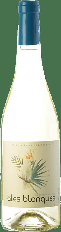14,95 € Free Shipping   White wine Terra Remota Ales Blanques Crianza D.O. Catalunya Catalonia Spain Grenache White Bottle 75 cl