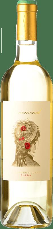 9,95 € Free Shipping   White wine Uvas Felices Fenomenal D.O. Rueda Castilla y León Spain Sauvignon White Bottle 75 cl