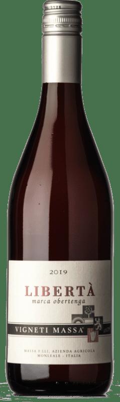 12,95 € Free Shipping   Rosé wine Vigneti Massa Libertà Joven D.O.C. Piedmont Piemonte Italy Barbera Bottle 75 cl