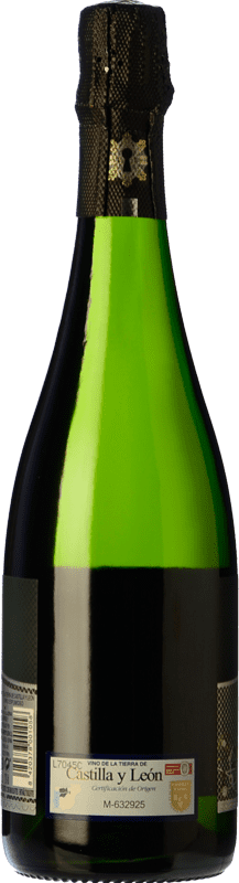 8,95 € Free Shipping | White sparkling Yllera Privée Brut I.G.P. Vino de la Tierra de Castilla y León Castilla y León Spain Chardonnay, Verdejo Bottle 75 cl
