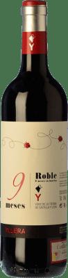 Yllera 9 Meses Tempranillo Vino de la Tierra de Castilla y León Roble 75 cl