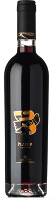 19,95 € Free Shipping | Sweet wine Zaccagnini Passito Rosso Plaisir I.G.T. Colline Pescaresi Abruzzo Italy Montepulciano Medium Bottle 50 cl