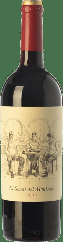 16,95 € 免费送货 | 红酒 7 Magnífics El Senat del Montsant Joven D.O. Montsant 加泰罗尼亚 西班牙 Syrah, Grenache, Carignan 瓶子 75 cl