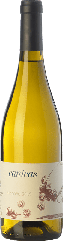 9,95 € | White wine A Tresbolillo Canicas D.O. Rías Baixas Galicia Spain Albariño Bottle 75 cl