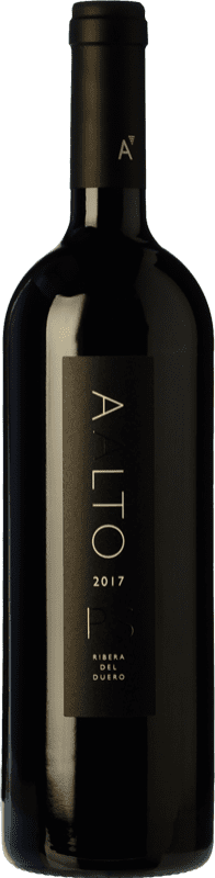 99,95 € Free Shipping | Red wine Aalto PS Crianza D.O. Ribera del Duero Castilla y León Spain Tempranillo Bottle 75 cl