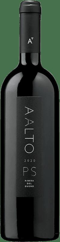 99,95 € Envío gratis   Vino tinto Aalto PS Crianza D.O. Ribera del Duero Castilla y León España Tempranillo Botella 75 cl