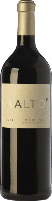 163,95 € Free Shipping | Red wine Aalto Reserva D.O. Ribera del Duero Castilla y León Spain Tempranillo Jéroboam Bottle-Double Magnum 3 L